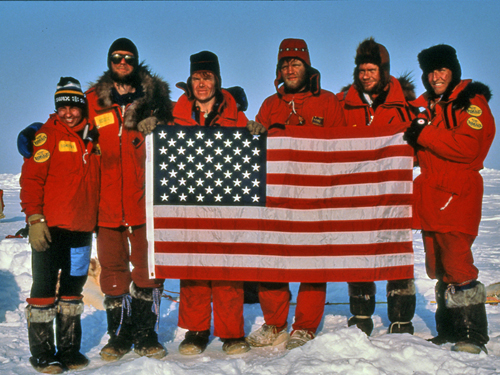 North Pole '86 Team