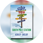 South Pole Station by Ashley Shelby
