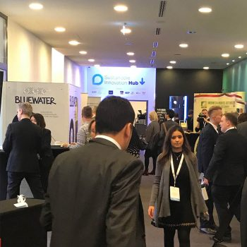 Sustainable Innovation Forum Hub Area