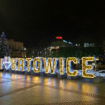 Downtown Katowice