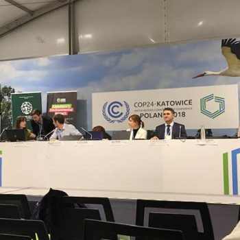 panel of presenters