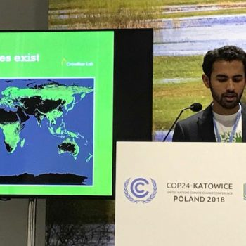 Presentation from Plant For the Planet