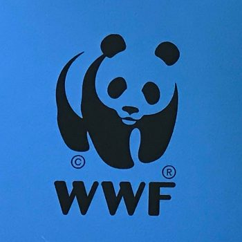 World Wildlife Fund sign