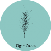 fig + farro plant-based restaurant