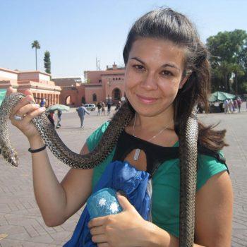 Lori - Marrakech