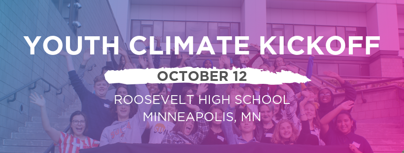 Youth Climate Kickoff