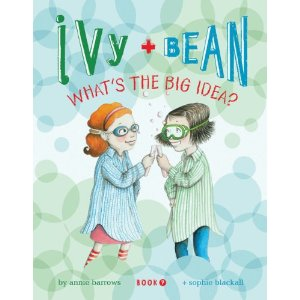 Ivy and Bean Book Cover