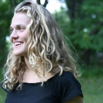 Anna Kleven, Senior at South High School