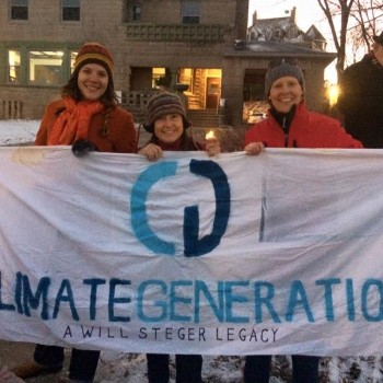 Climate Generation 350 March