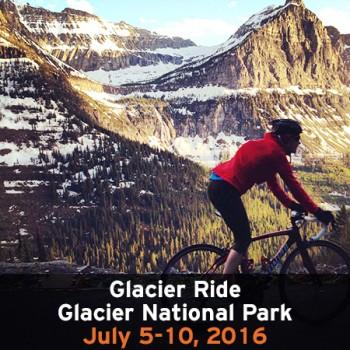 Climate Ride Glacier