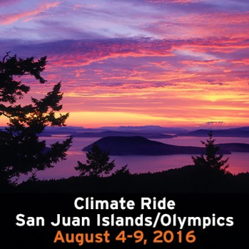 Climate Ride Pacific Northwest