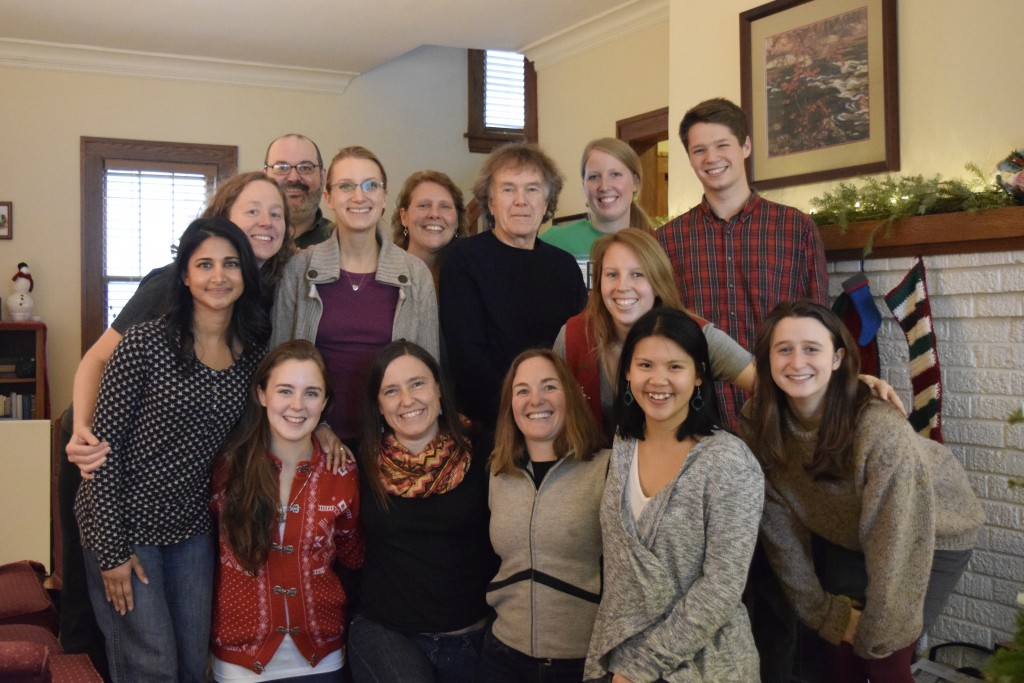 The Climate Generation team gathers to celebrate a successful 2015 and look forward to an exciting 2016!