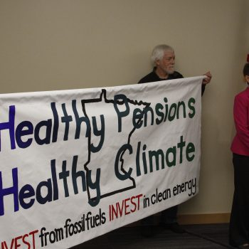 Healthy Pensions Healthy Climate