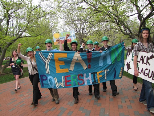 YEA! MN joins massive youth lobby in defense of the Clean Air Act at the US Capitol