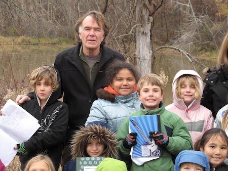 Will Steger Visits Metro Area Schools
