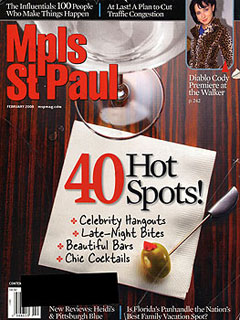 Minneapolis/St. Paul Magazine Magazine Article