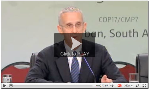 Todd Stern US Special Envoy Climate Change