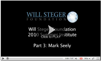 Mark Seely - WSF Presentation Video