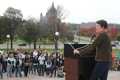MN State Representative Kate Knuth