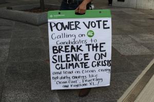 climate silence