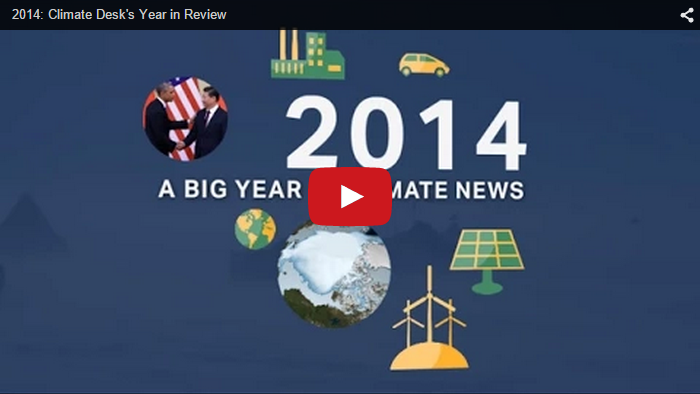 Climate Desk Year In Review