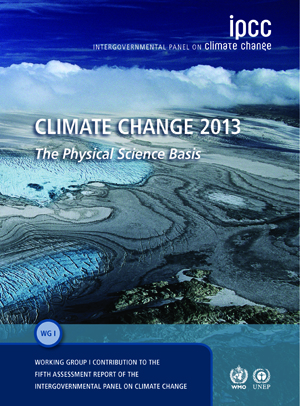 Fifth Intergovernmental Panel on Climate Change (IPCC)