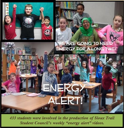 Energy Alert!