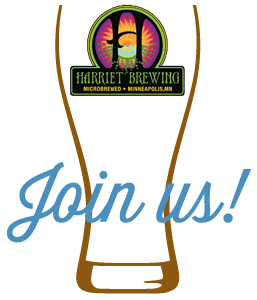 Join us at Harriet Brewing