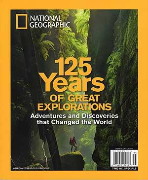 Nat Geo 125 Years