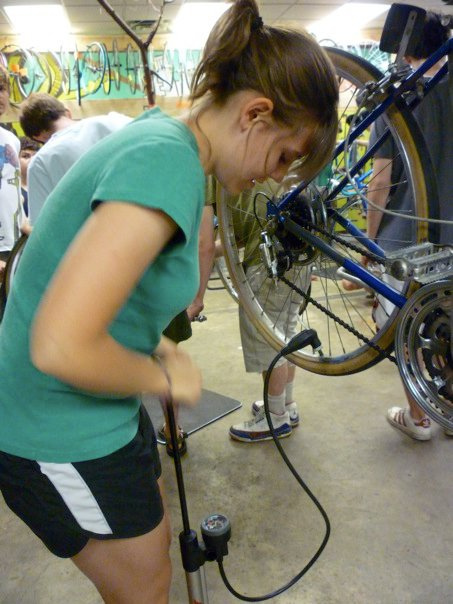 Twin Cities Summer of Solutions collaborates with Sibley Bike Depot