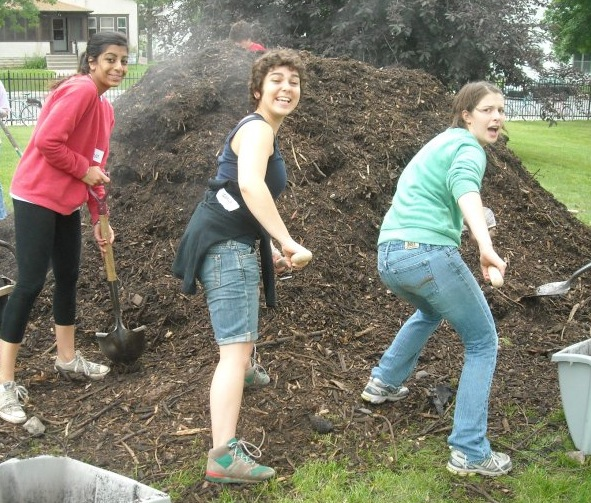 Twin Cities Summer of Solutions dig into community agricultu