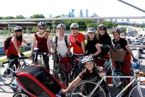 team women_bike_walk_week