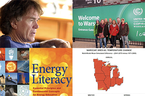 Climate and Energy Literacy Webinars