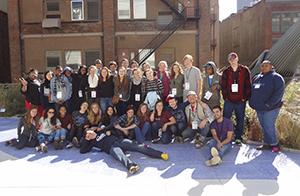 YEA! MN students at Power Shift 2013