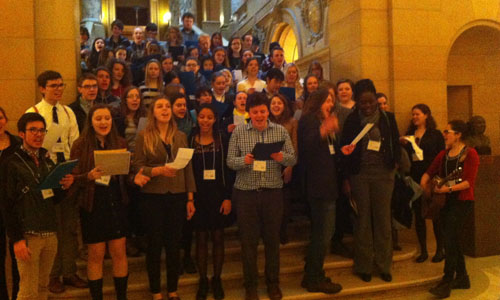 Youth Lobby Day